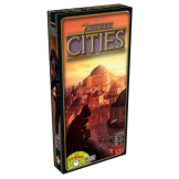 7 Wonders Cities 1st Edition