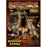 Red Dragon Inn Allies Zariah The Summoner