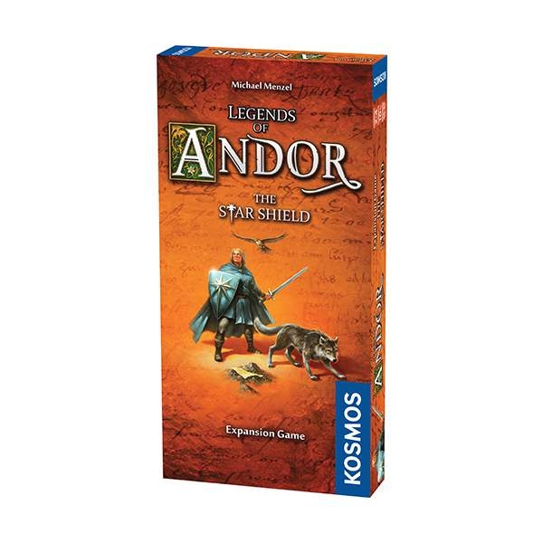 Legends of Andor Star Shield