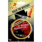 30 Second Mysteries Tin