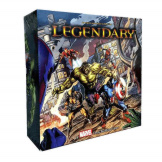 Marvel Legendary Deck Building