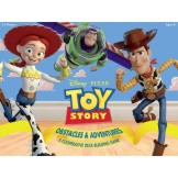 Toy Story Deck Building Game Obstacles & Adventures