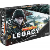Pandemic Legacy Season 2 Black