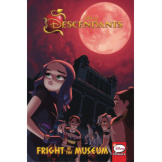 DESCENDANTS TP FRIGHT AT MUSEUM