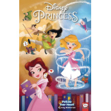 DISNEY PRINCESS FOLLOW YOUR HEART TP