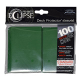 Ultra Pro Deck Protectors Eclipse Green 100CT
