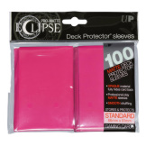 Ultra Pro Deck Protectors Eclipse Hot Pink 100CT