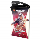 Ikoria Lair Of Behemoths Theme Booster White