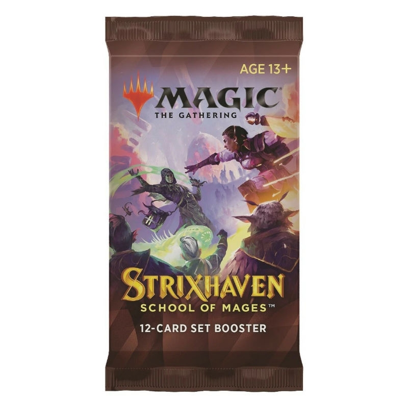 Strixhaven Japanese Set Booster Pack