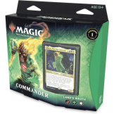 Zendikar Rising Commander Deck Land's Wrath