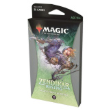 Zendikar Rising Theme Booster Black