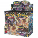 Pokemon Sun & Moon Forbidden Light Booster Box