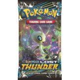 Pokemon Sun & Moon Lost Thunder Booster Pack