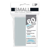 Ultra Pro Deck Protectors Small Clear 60CT