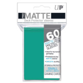 Ultra Pro Deck Protectors Small Matte Aqua 60CT
