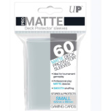 Ultra Pro Deck Protectors Small Matte Clear 60CT