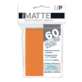 Ultra Pro Deck Protectors Small Matte Orange 60CT