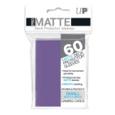Ultra Pro Deck Protectors Small Matte Purple 60CT