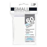 Ultra Pro Deck Protectors Small White 60CT