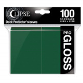 Ultra Pro Deck Protectors Eclipse Gloss Forest Green 100CT