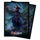 Deck Protectors Core Set 2021 V3 Liliana 100CT