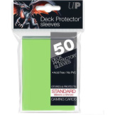 Ultra Pro Deck Protectors Standard Lime Green 50CT