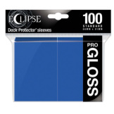 Ultra Pro Deck Protectors Eclipse Gloss Pacific Blue 100CT