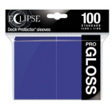 Ultra Pro Deck Protectors Eclipse Gloss Royal Purple 100CT