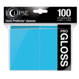 Ultra Pro Deck Protectors Eclipse Gloss Sky Blue 100CT