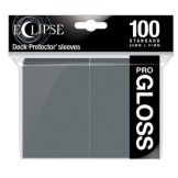 Ultra Pro Deck Protectors Eclipse Gloss Smoke Grey 100CT