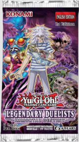 Yu-Gi-Oh Legendary Duelists Immortal Destiny Pack