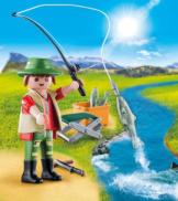 Playmobil Fisherman
