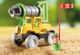 Playmobil Drilling Rig Sand Toy