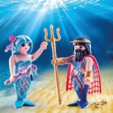 Playmobil Sea King & Mermaid Duo Pack