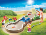 Playmobil Mini Golf