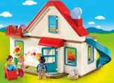 Playmobil 1-2-3 Family Home