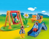 Playmobil 1-2-3 Children's Playground