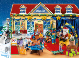 Playmobil Advent Calendar Christmas Toy Store