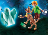 Playmobil Scooby-Doo Scooby, Shaggy & Ghost