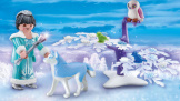 Playmobil Carry Case Small Ice Princess