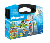 Playmobil Carry Case Large Multi Sport Boys