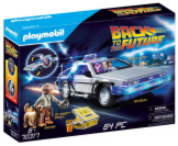 Playmobil Back To The Future Delorean Export
