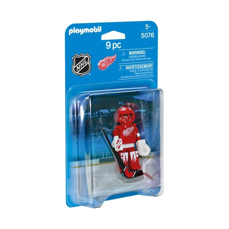 Playmobil NHL Detroit Redwings Goalie