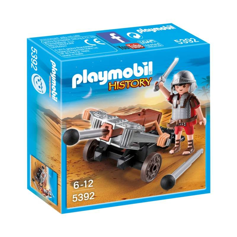 Playmobil Legionnaire with Ballista