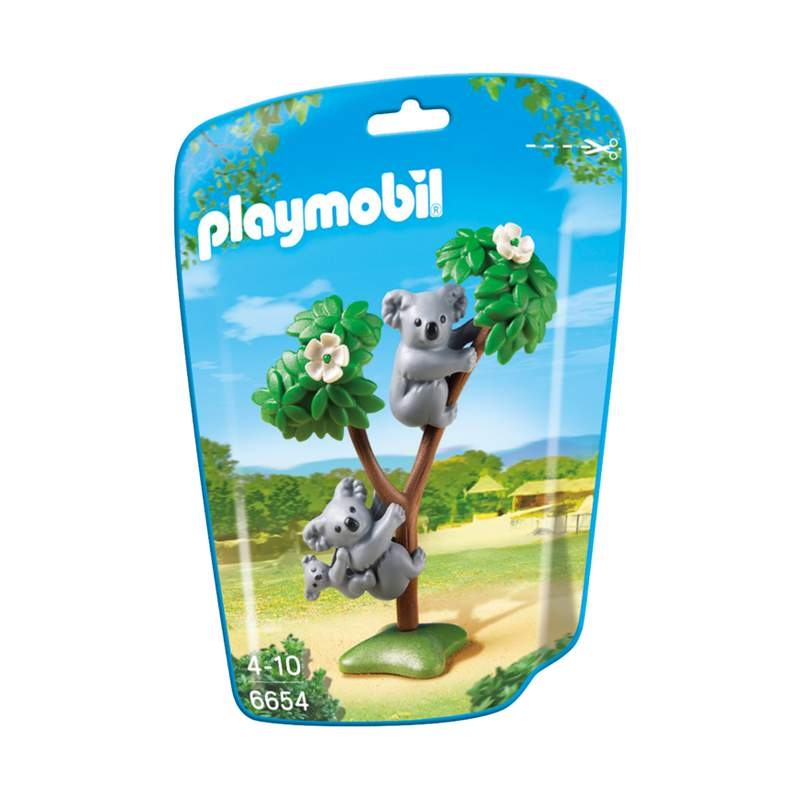 Playmobil Koala Family