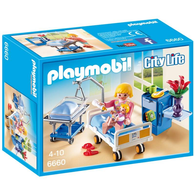 Playmobil Maternity Room