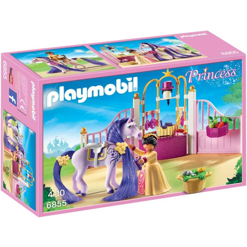 Playmobil Castle Stable