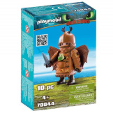 Playmobil How To Train Your Dragon Fishlegs with Flight Suit