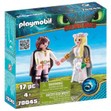 Playmobil How To Train Your Dragon Astrid & Hiccup