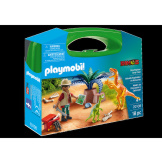 Playmobil Carry Case Large Dino Explorer